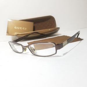 GUCCI GC 2769 Glasses Case Booklet Cloth
